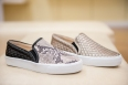 Sneaker slip-ons by Vince Camuto available in the Shoe Boutique